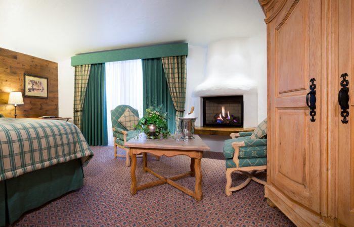 Sonnenalp - Lodgepole Junior Suite