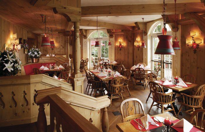 Sonnenalp - Restaurante. 2