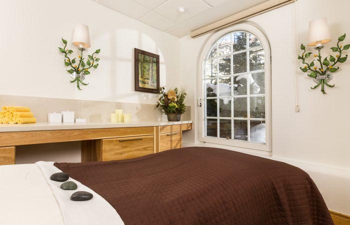 Sonnenalp - Spa Treatment Room
