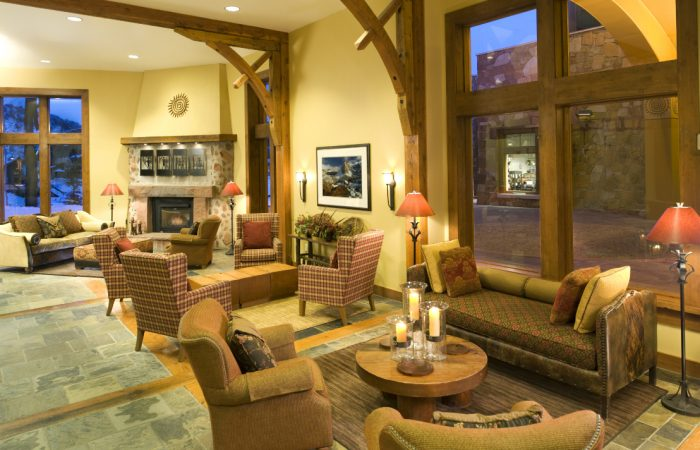 Sundial Lodge - Lobby