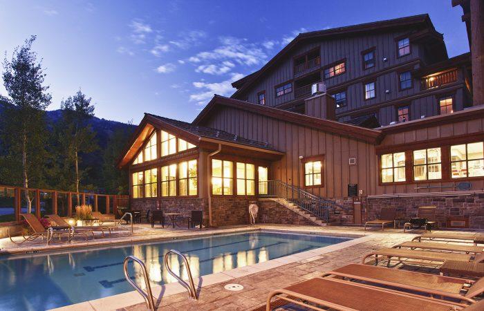 Teton Mountain Lodge - Piscina