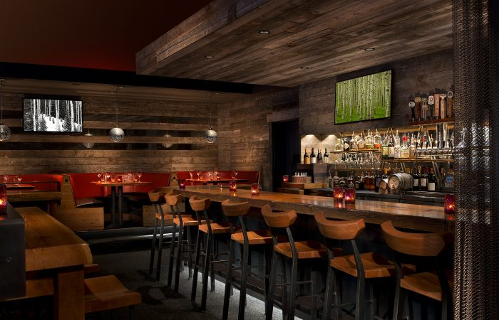 Teton Mountain Lodge - Restaurante e Bar
