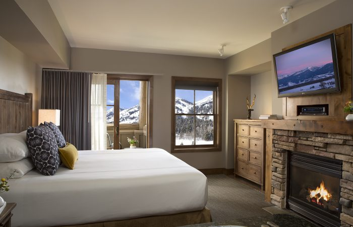 Teton Mountain Lodge - Sundance Junior Suite