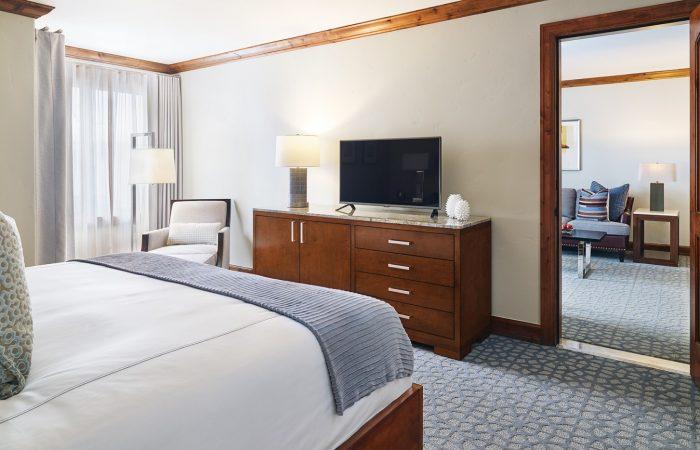 The Sebastian - Vail - 1 Bedroom Executive Suite - King Bedroom