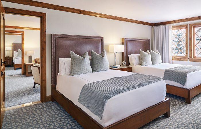 The Sebastian - Vail - 2 Bedroom Executive Suite - 2 Queen Bedroom