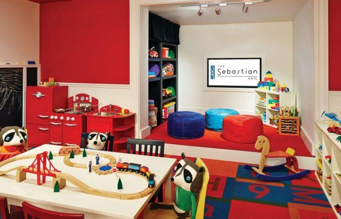 The Sebastian - Vail - Play Room