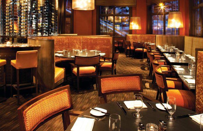 The Sebastian - Vail - Restaurante