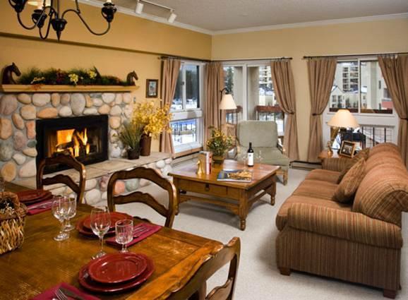 village-at-breckenridge- Condo Living Room