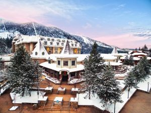 Lake Tahoe Resort Hotel - Vista Externa