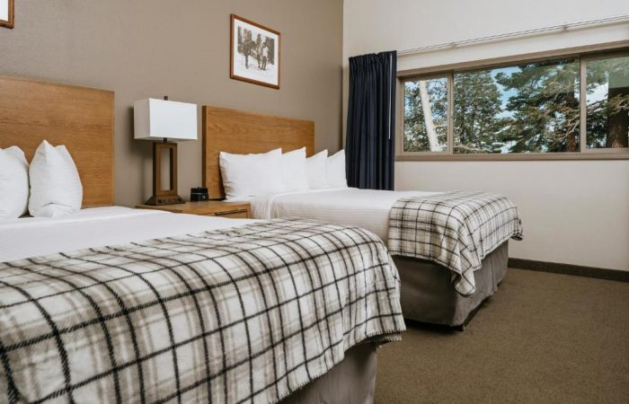 Mammoth Mountain Inn - 2 doubles