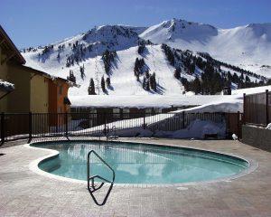 Mammoth Mountain Inn - piscina