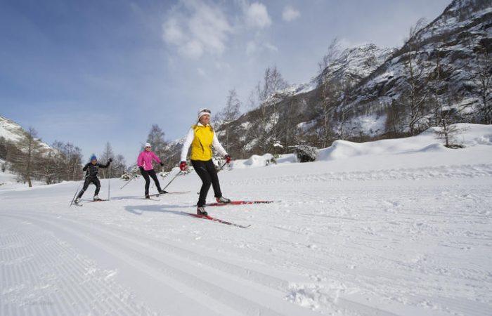 15km cross country tasch-randa - zermatt