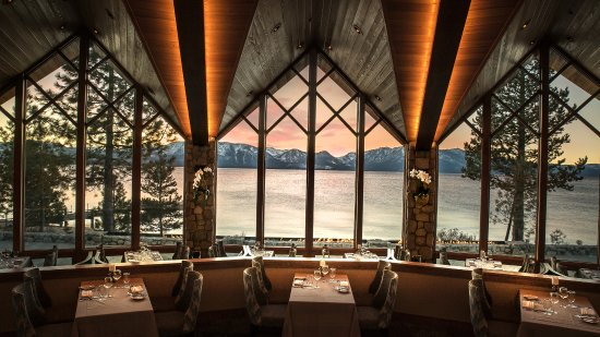 Edgewood-Tahoe - Restaurante