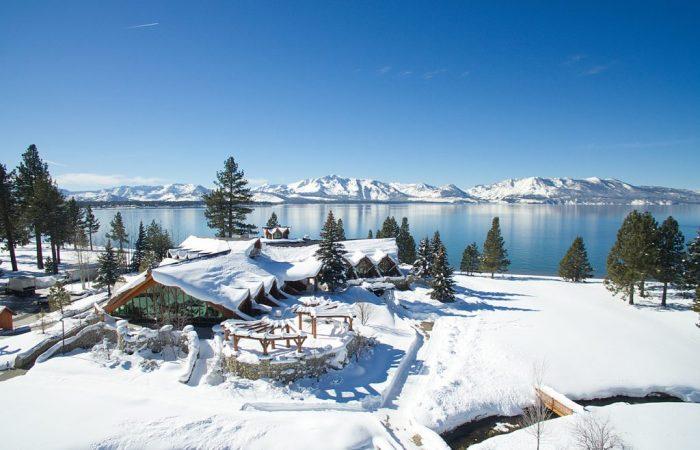 Edgewood at tahoe -Vista Externa