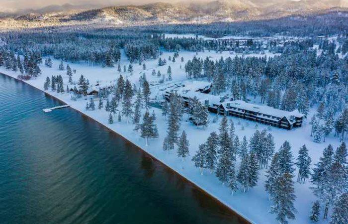 Edgewood at tahoe - Vista aérea