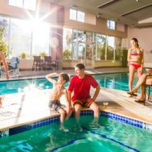 Lake Tahoe Resort Hotel - Piscina Interna