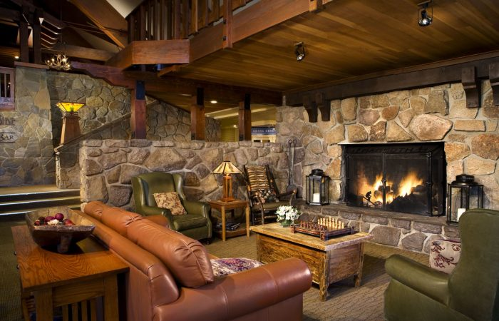 Mammoth Mountain Inn - Lobby