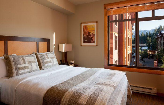 The Village Lodge_Mammoth- Área de estar - Quartos Condomínios