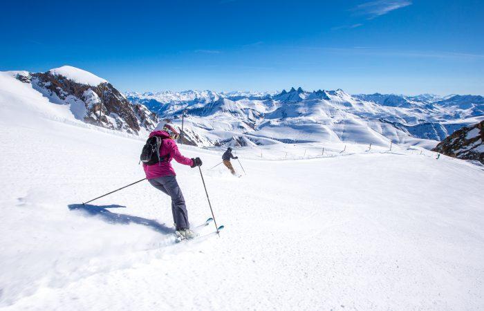 Alpe d Huez França Ski