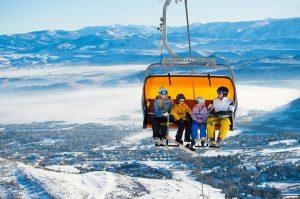 datas de abertura dos ski resorts Park City