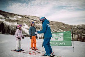 Haymeadow Park Melhor lugar para aprender a esquiar Beaver Creek