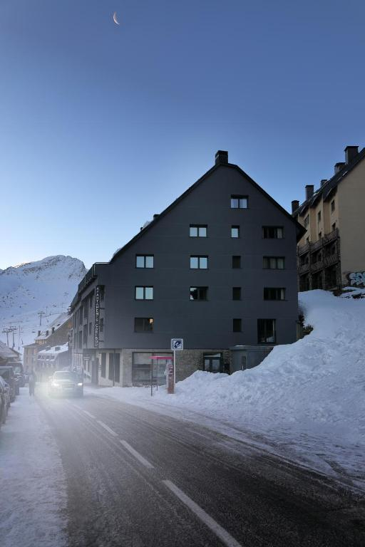 Caribou Andorra - Vista Externa