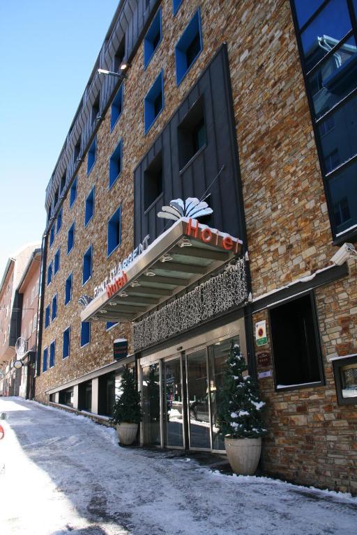 Hotel Font D Argent Pas de La Casa - Entrada
